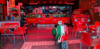 37111589997d Cantina Pit Stop: Το πιο καθαρό «βρόμικο» της πόλης