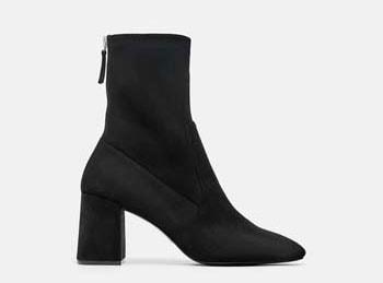 f71c3e957d75 Ζάρα παπούτσια Φθινόπωρο / Χειμώνας 2018 – 2019. Η νέα συλλογή στα  παπούτσια ZARA ...