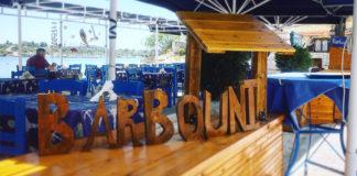 132c80cd4aa Barbouni Sea Food Restaurant: Ένα όμορφο εστιατόριο εκεί που σκάει το κύμα