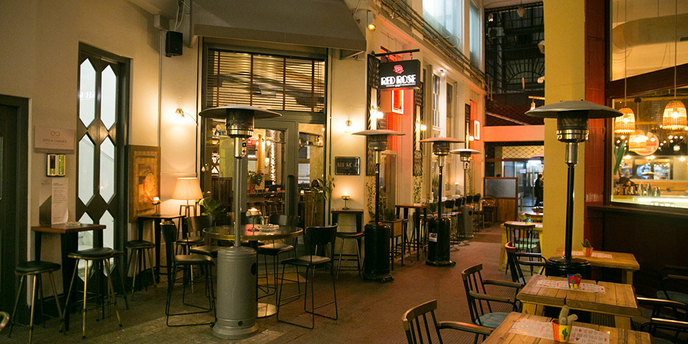 Best of Thessaloniki Life Guide   Red Rose Bar